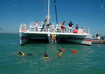 snorkeling tour in key west